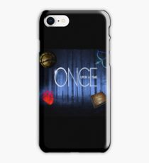 ONCE UPON A TIME duvet iPhone Case/Skin