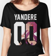 Yandere Jersey Women's Relaxed Fit T-Shirt