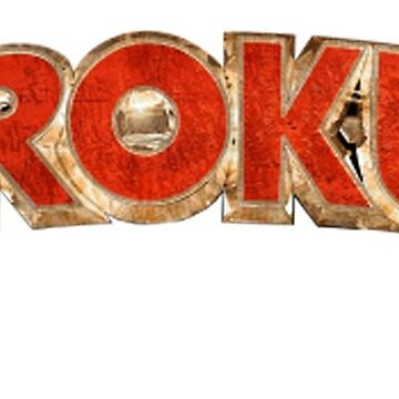Krokus band logo by jscroggs1