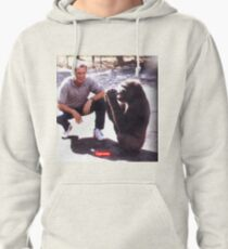 George Bush and Monkey SUPREME Pullover Hoodie