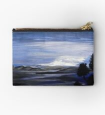 Dawn over Zululand. By Jane Flowers Studio Pouch
