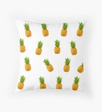 frutas Throw Pillow