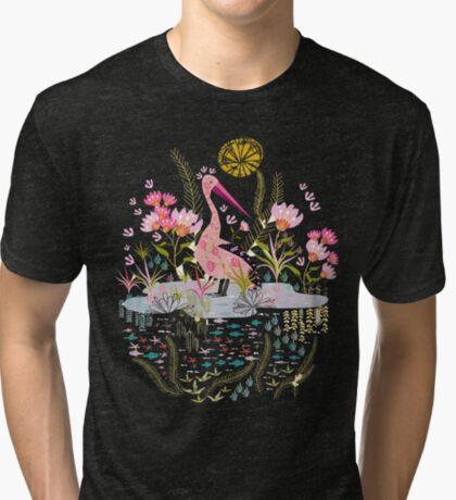 Pelican Life Tri-blend T-Shirt