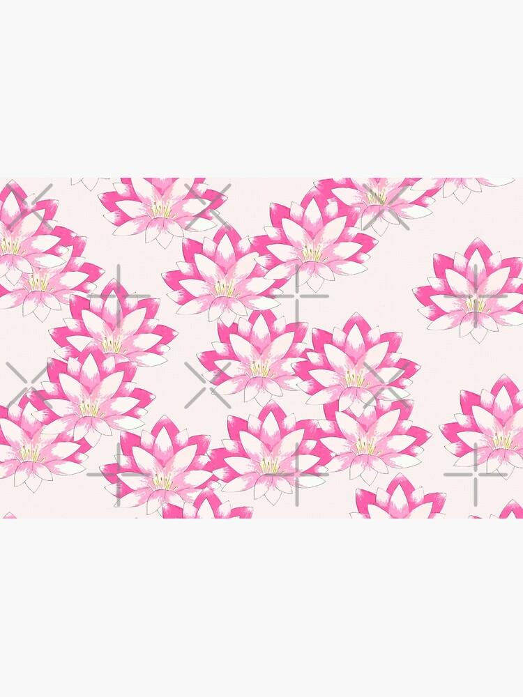 Pink Lotus by siyi