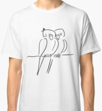 Parrots in Love :) Classic T-Shirt