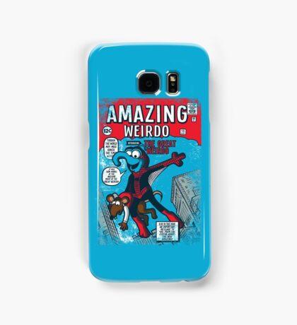 Amazing Wierdo Samsung Galaxy Case/Skin