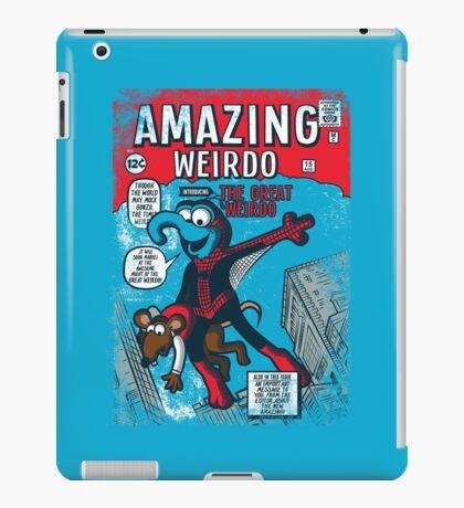 Amazing Wierdo iPad Case/Skin