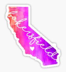 Bakersfield Sticker