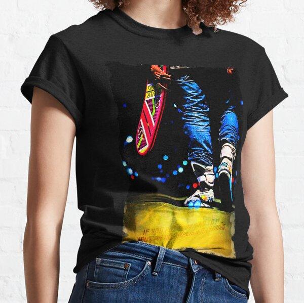 Futuro y Atrás Camiseta clásica