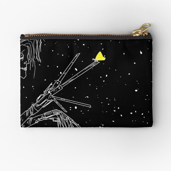 Edward Scissorhands Zipper Pouch