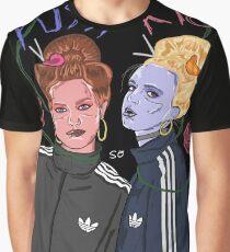 PUSSY R!OT 2.0  Graphic T-Shirt