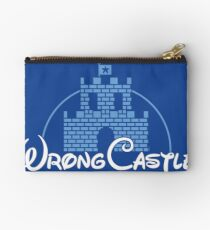 Wrong Castle Studio Pouch