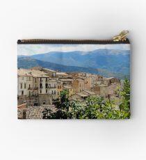 Pacentro, Abruzzo Studio Pouch