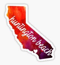Huntington Beach Sticker