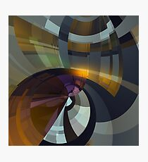 Abstract composition 25 Photographic Print