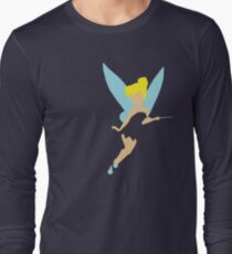Tinker Bell Cut-Out Long Sleeve T-Shirt