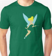 Tinker Bell Cut-Out Unisex T-Shirt