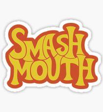 smash mouth Sticker