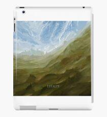 Plains iPad Case/Skin