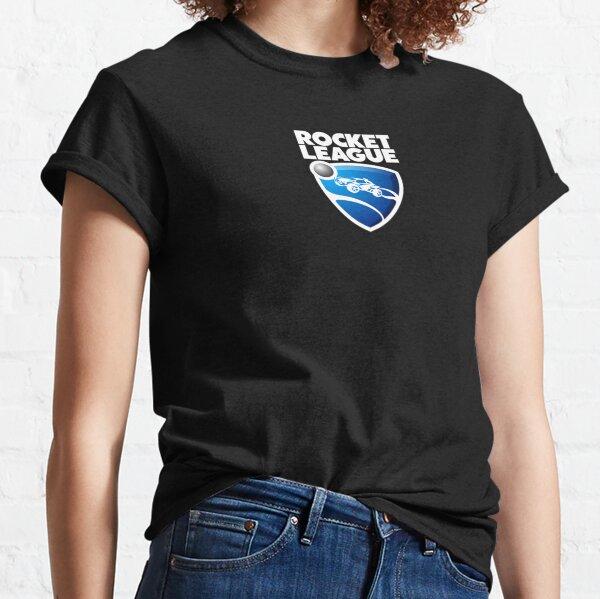 Texte/Logo de la Rocket League T-shirt classique