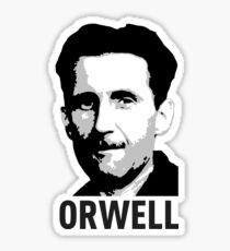 Orwell Sticker