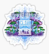 Adventure Club Elite Sticker