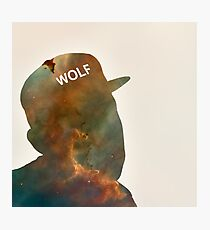 Tyler the Creator - Wolf Photographic Print