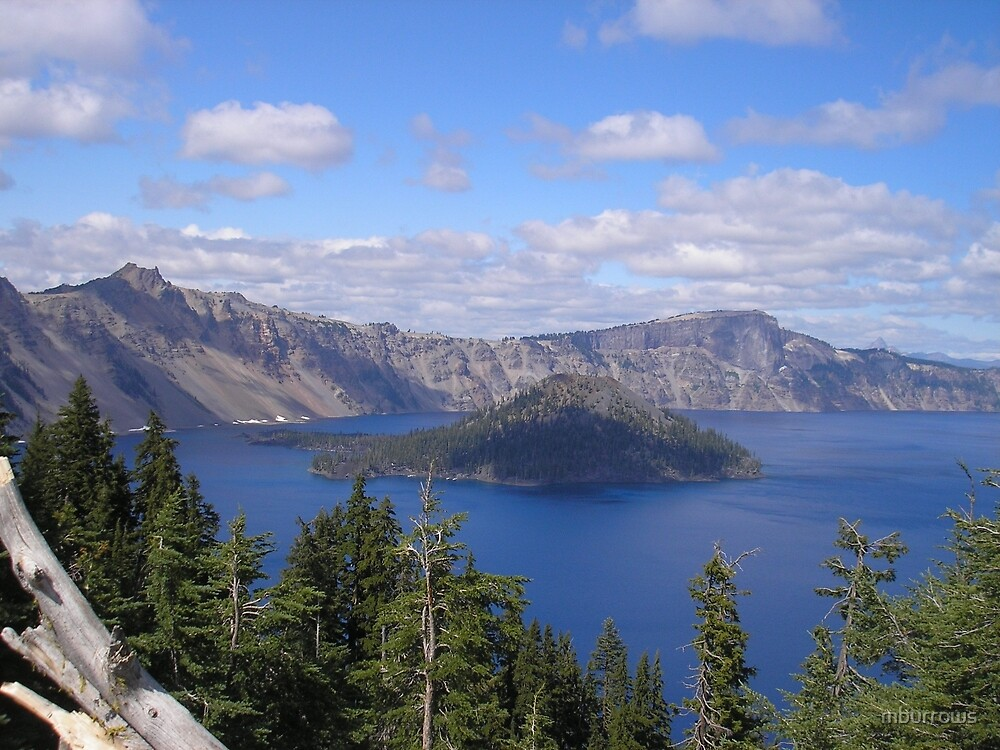 Crater Lake National Park by mburrows