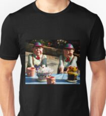 Tweedledum and Tweedledee Unisex T-Shirt