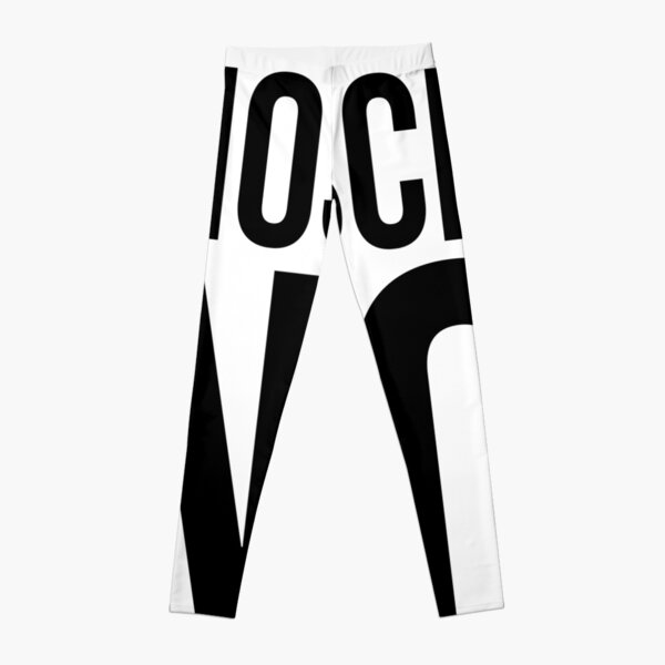 MOSCHINO - I JUST SAY MOSCHINO Leggings