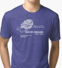 Pork Chop Express Tri-blend T-Shirt