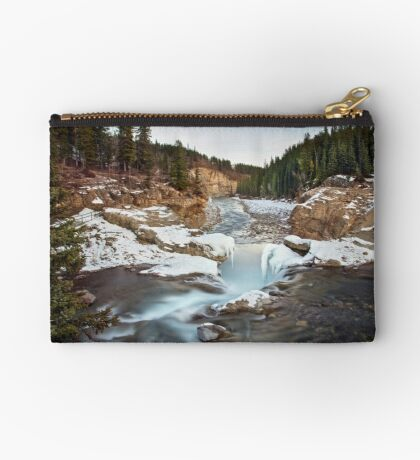 In The Frosty Forests Studio Pouch