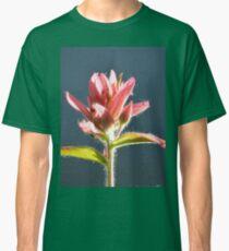 fusia alpine paint brush #1 Classic T-Shirt