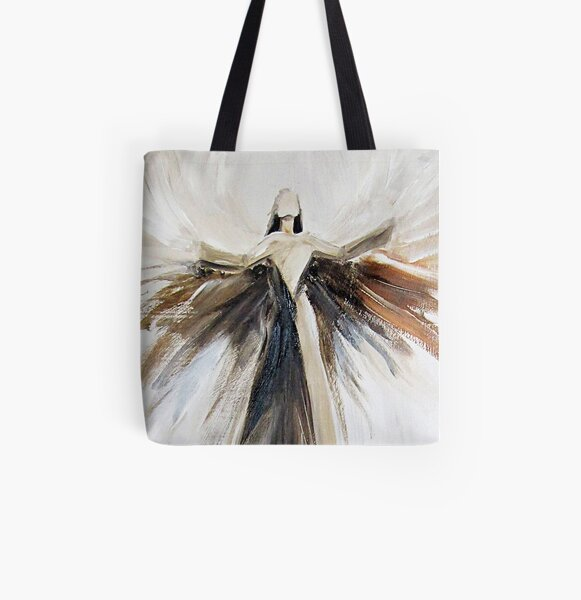 Praise_design 4 by Thomas Andrew All Over Print Tote Bag