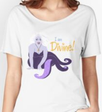I Am Divine Women's Relaxed Fit T-Shirt