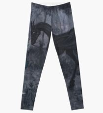 The Thestral Leggings