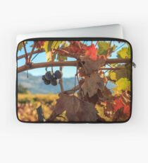 Autumn In The Wine Country Laptop Sleeve