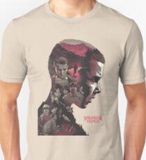 stranger things series Unisex T-Shirt