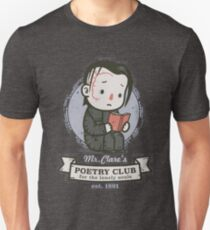 mr clares poetry club  T-Shirt