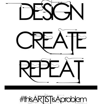Design create repeat by artbyamw