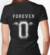 The Rev Forever - 0 Women's Fitted V-Neck T-Shirt