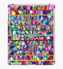Decorative Colors iPad Case/Skin