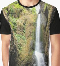 Oneonta Falls Graphic T-Shirt
