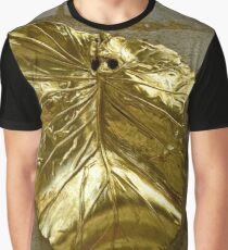 The Golden Leaf  Graphic T-Shirt