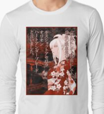 Kiss-Shot Yukata Long Sleeve T-Shirt