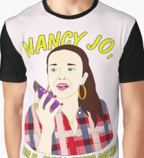 nancy jo, this is alexis neiers calling Graphic T-Shirt