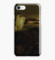 to the edge of the world and back iPhone Case/Skin