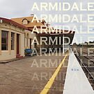 Armidale Railway Station by Phillip Overton