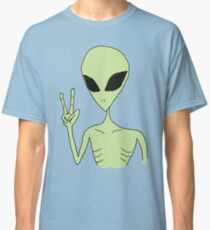 Frieden Alien Classic T-Shirt