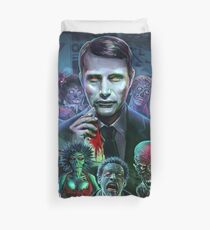 Hannibal Holocaust - They Live - Living Dead Duvet Cover